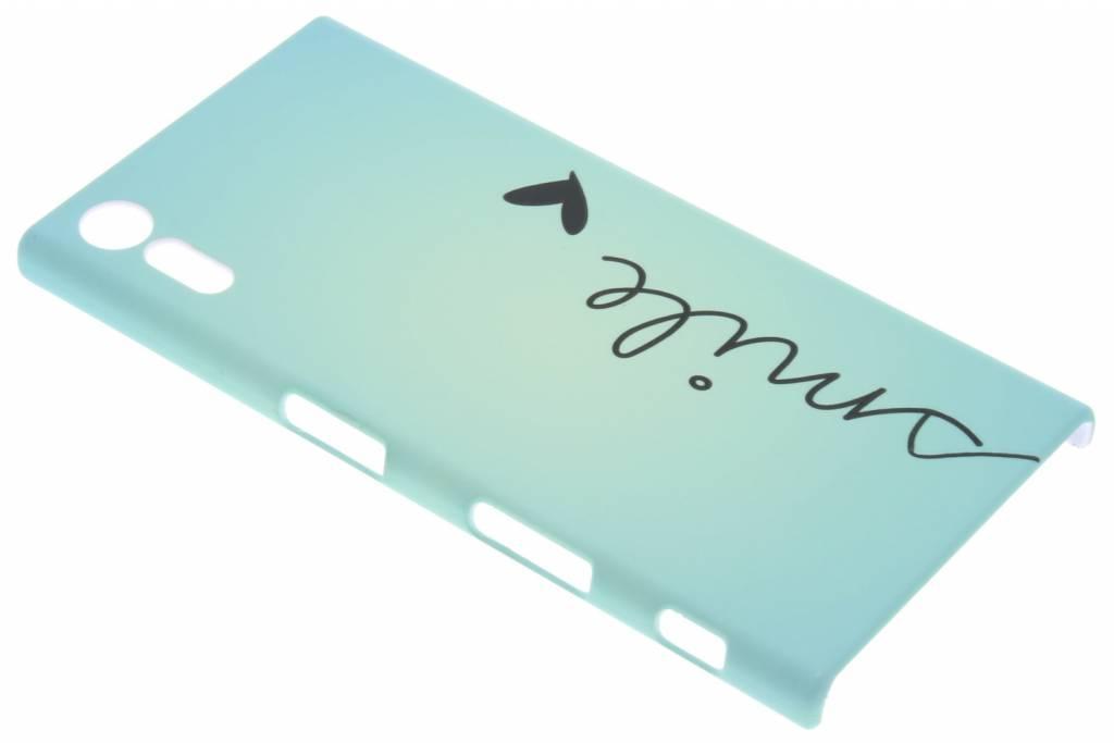 Design Hardcase Backcover voor Sony Xperia XZ