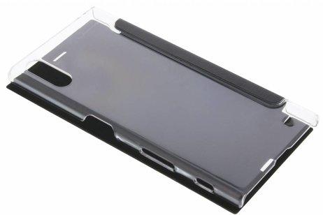 Slim Booktype voor Sony Xperia XZ - Zwart