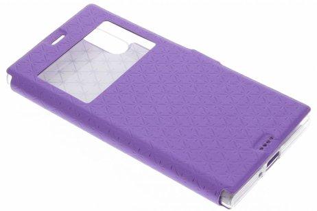 Sony Xperia XZ hoesje - Rhombus Booktype voor Sony