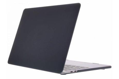 Design Hardshell Cover voor MacBook Pro Retina 13.3 inch Touch Bar - Zwart