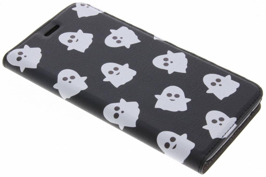 Design Hardcase Booktype voor OnePlus 5 - Spookjes