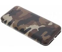 Army Slim Folio Booktype iPhone 8 / 7