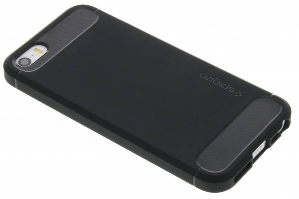check out bab5a ce954 Spigen Rugged Armor Case iPhone 5 / 5s / SE