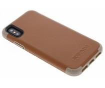 Griffin Survivor Prime Leather Backcover iPhone X / Xs