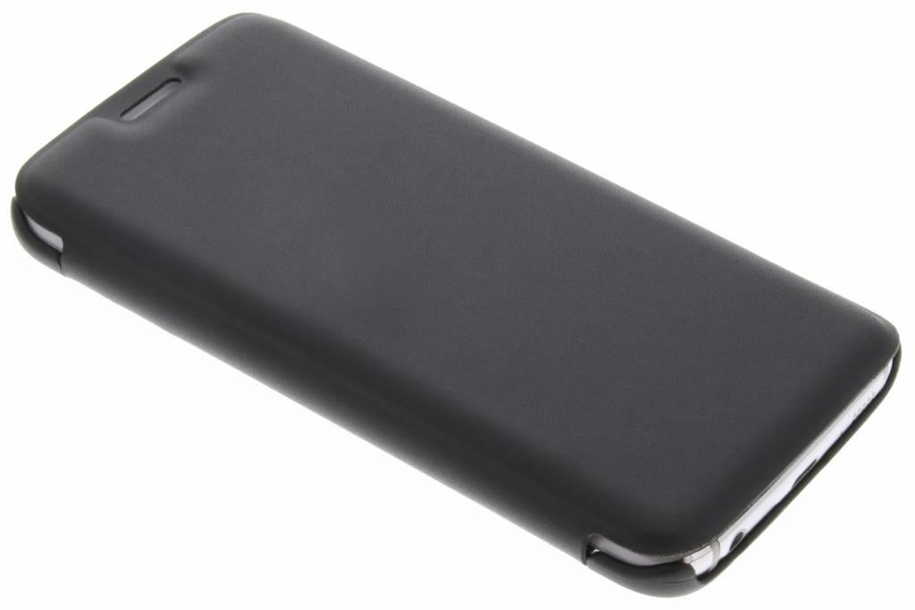 Be Hello Booktype voor Samsung Galaxy S6 Edge - Zwart