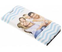 Ontwerp uw eigen Galaxy S7 Edge booktype hoes