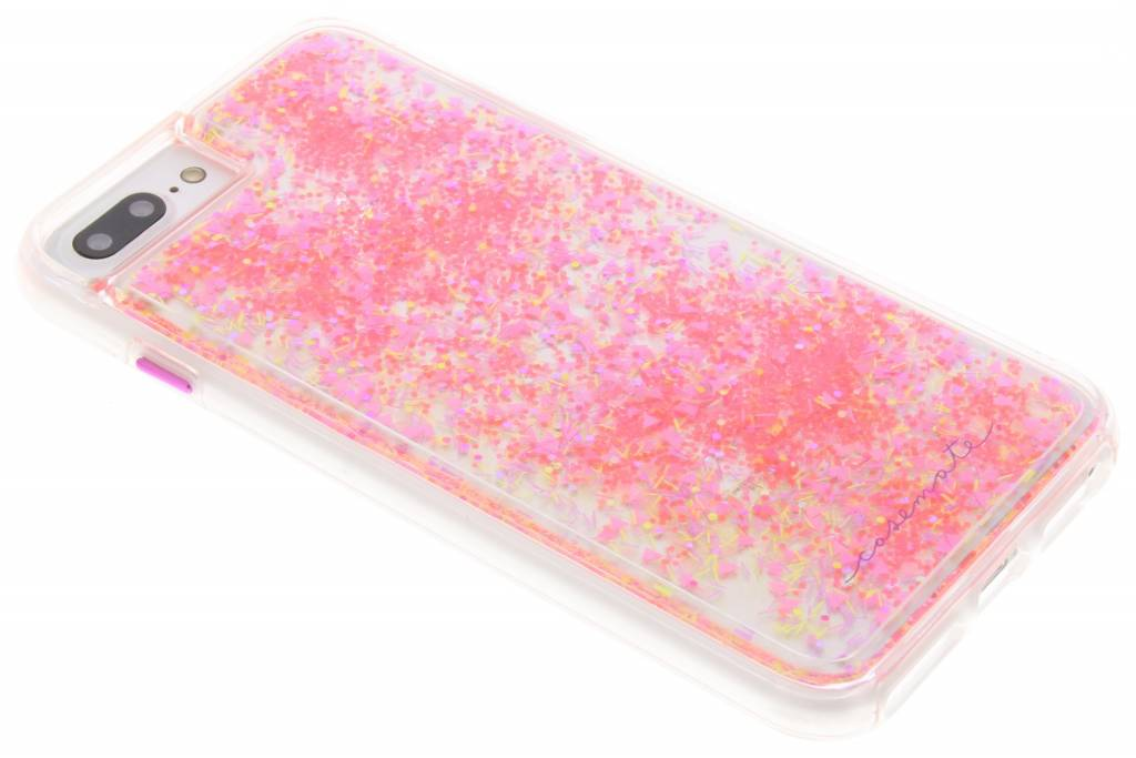 Case-Mate Naked Tough Waterfall Backcover voor iPhone 8 Plus / 7 Plus / 6(s) Plus - Roze