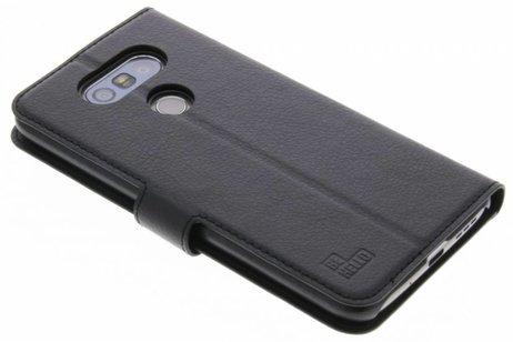 Be Hello Wallet Booktype voor LG G5 (SE) - Zwart
