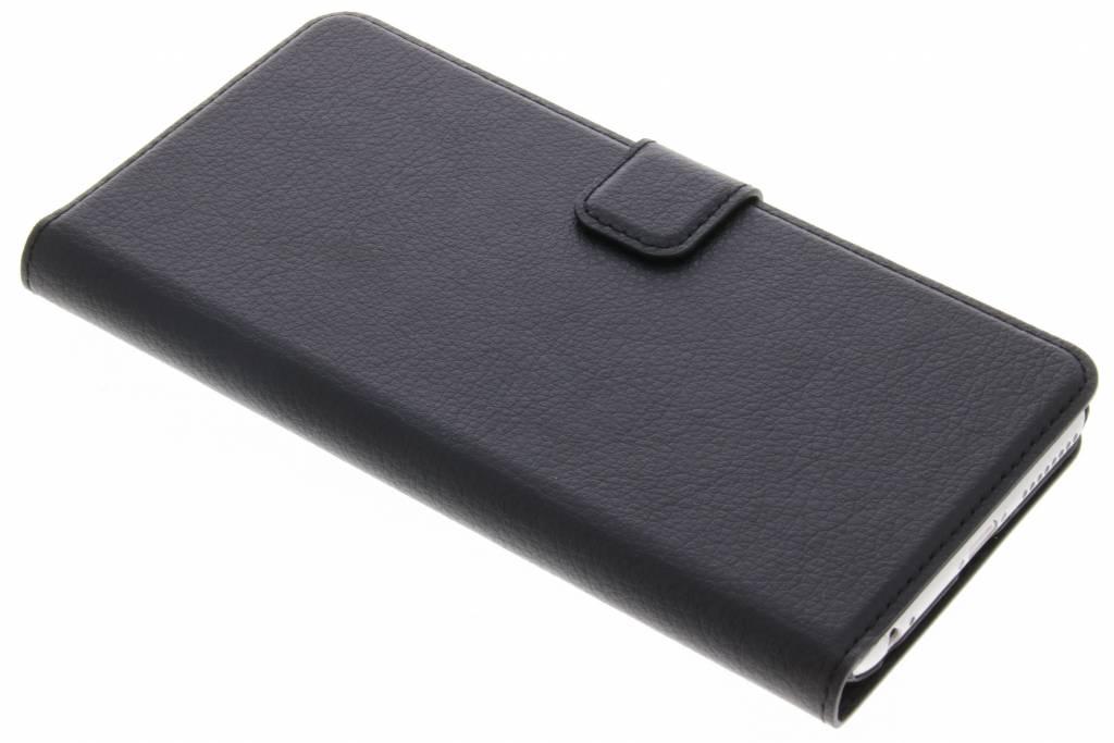 Be Hello Wallet Booktype voor iPhone 6(s) Plus - Zwart