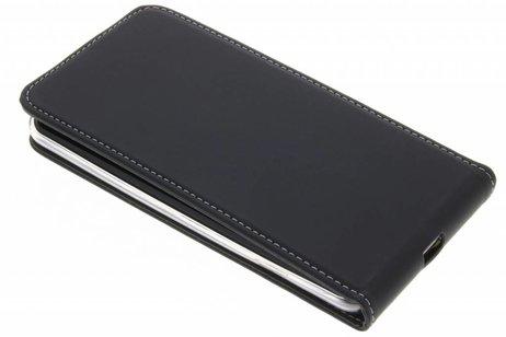 Accezz Flipcase voor HTC U11 - Zwart