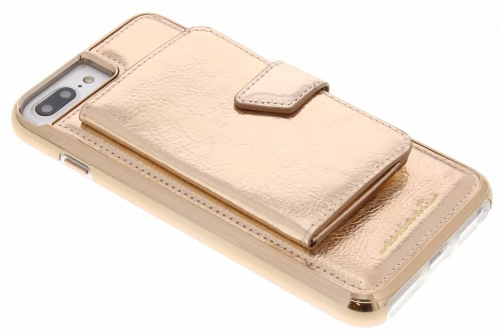 Case-Mate Rosé Goud Compact Mirror Case voor de iPhone 8 Plus / 7 Plus