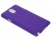 Effen Backcover Samsung Galaxy Note 3