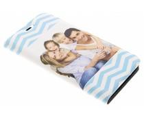 Ontwerp uw eigen Moto G5S booktype hoes