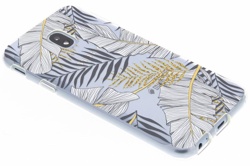 Design Backcover voor Samsung Galaxy J3 (2017) - Glamour Botanic