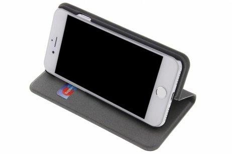 Black Rock Protective Booktype voor iPhone 8 / 7 / 6s / 6 - Zwart