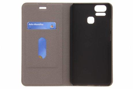 Design Hardcase Booktype voor Asus ZenFone 3 Zoom / Zoom S - Quote