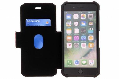 UAG Metropolis Booktype voor iPhone 8 Plus / 7 Plus / 6(s) Plus - Rood