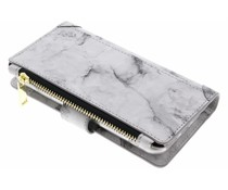 Marmer Design Portemonnee iPhone 8 / 7