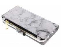 Marmer Design Portemonnee Samsung Galaxy S7
