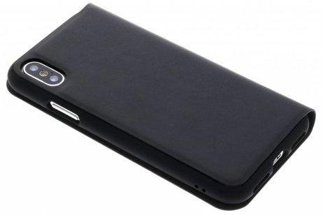 adidas Originals Book-style Wallet Case voor iPhone X / Xs - Zwart