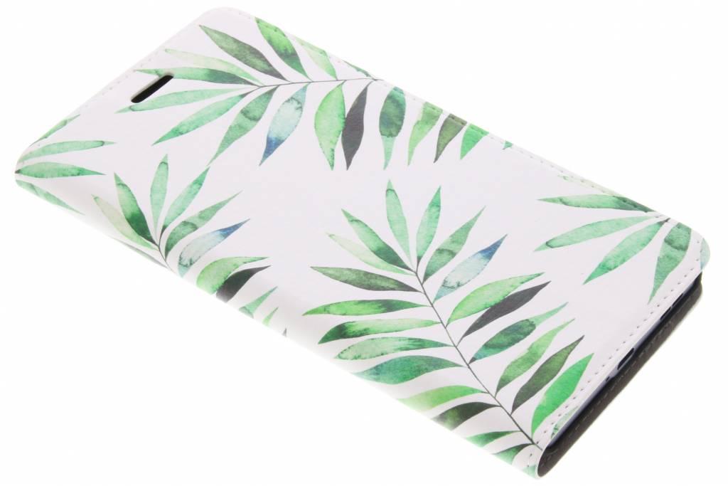 Design Hardcase Booktype voor Nokia 6 - Palm