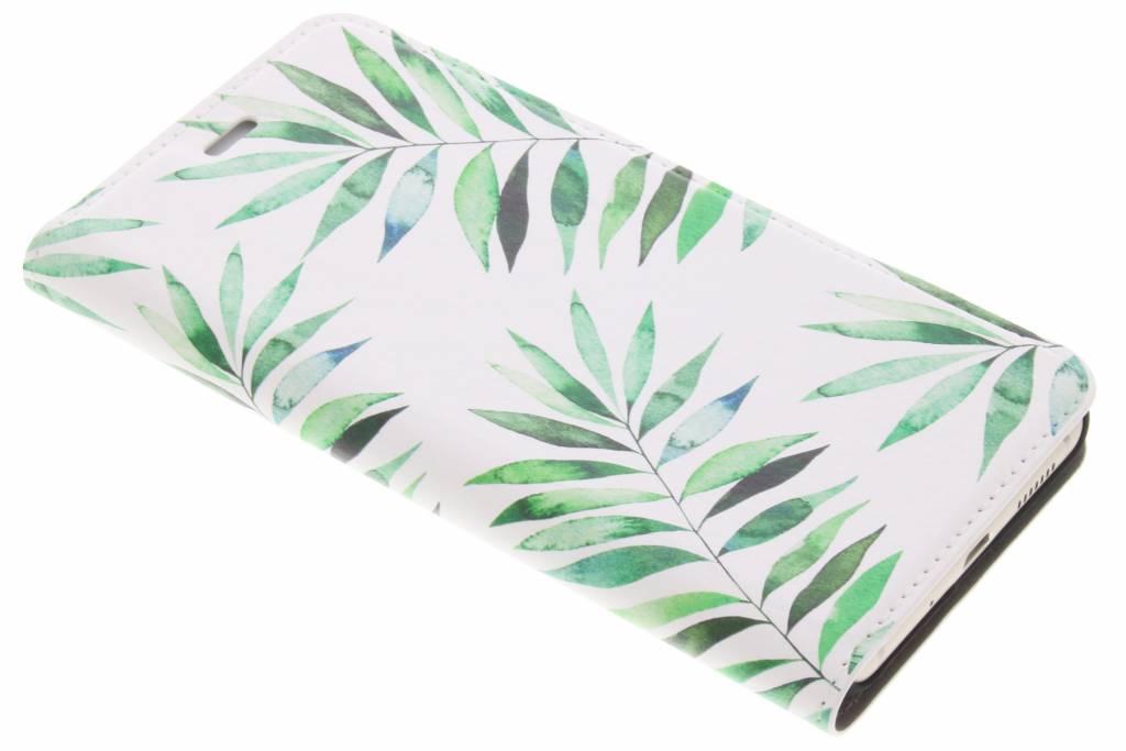 Design Hardcase Booktype voor Huawei P10 Lite - Palm