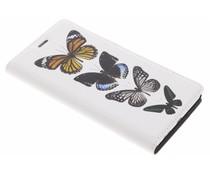 Design Hardcase Booktype Nokia 3