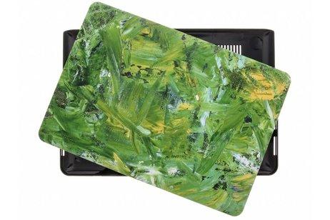 Design Hardshell Cover voor MacBook Pro Retina 13.3 inch 2013-2015 - Glamour planten