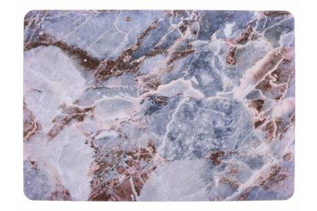 Design Hardshell Cover voor MacBook Pro Retina 13.3 inch Touch Bar - Marmer