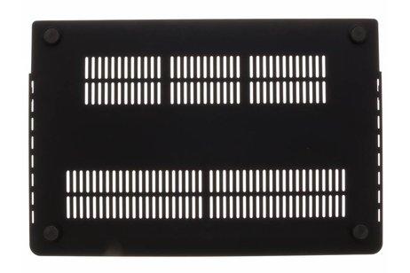 Design Hardshell Cover voor MacBook Pro Retina 15.4 inch Touch Bar - Wereldkaart