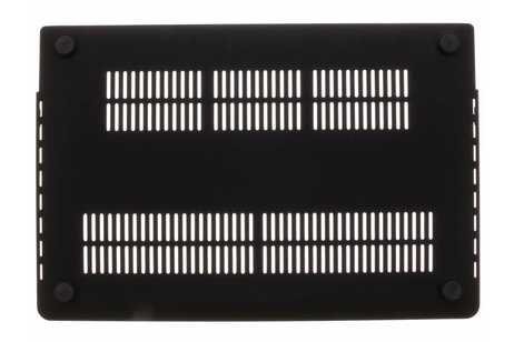 Design Hardshell Cover voor MacBook Pro Retina 15.4 inch Touch Bar - Hout Blauw