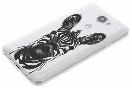 Design Backcover voor Huawei Y5 2 / Y6 2 Compact - Zebra