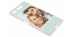 Ontwerp uw eigen Sony Xperia XZ1 gel hoesje