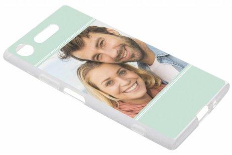 Sony Xperia XZ1 hoesje - Ontwerp uw eigen Sony