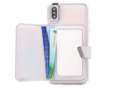 Case-Mate Iridescent Compact Mirror Case voor de iPhone Xs / X