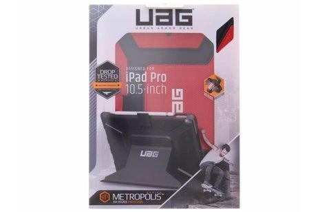 UAG Metropolis Bookcase voor iPad Pro 10.5 / Air 10.5 - Rood