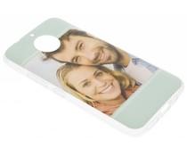 Ontwerp uw eigen Motorola Moto G5S Plus gel hoesje