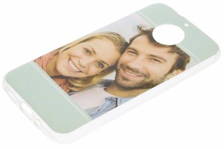 Motorola Moto G5S Plus hoesje - Ontwerp uw eigen Motorola