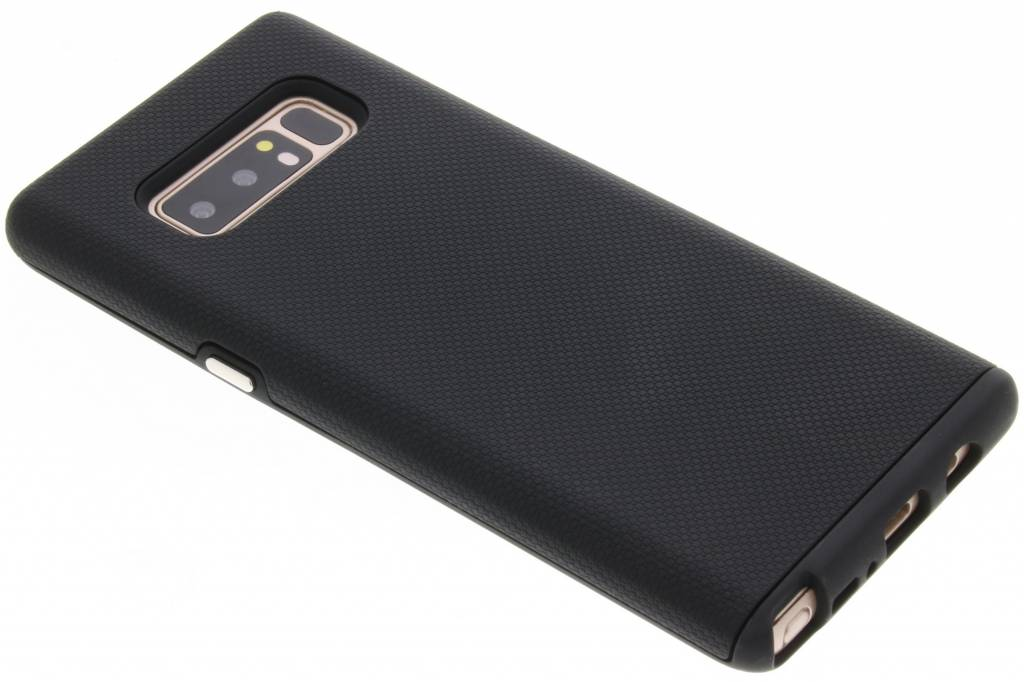 Accezz Xtreme Hardcase Backcover voor Samsung Galaxy Note 8 - Zwart