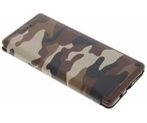 Army Slim Folio Booktype Samsung Galaxy Note 8