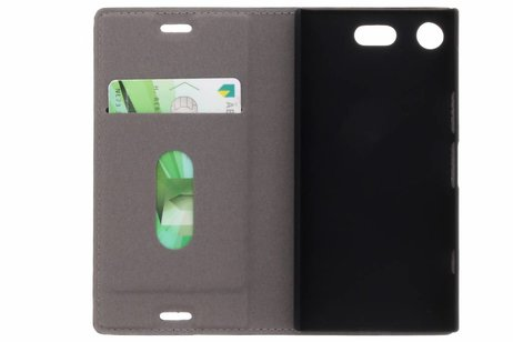 Sony Xperia XZ1 Compact hoesje - Design Hardcase Booktype voor