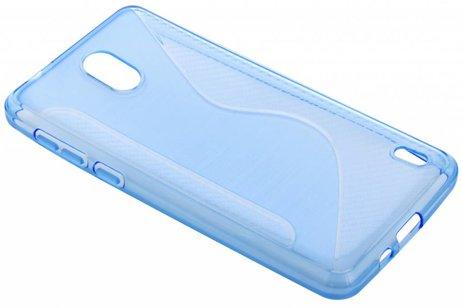 S-line Backcover voor Nokia 2 - Blauw