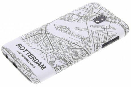 Design Hardcase Backcover voor Samsung Galaxy J5 (2017) - Rotterdam