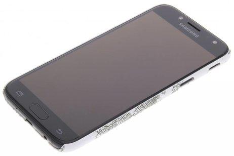 Samsung Galaxy J5 (2017) hoesje - Design Hardcase Backcover voor
