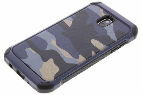 Samsung Galaxy J5 (2017) hoesje - Army Defender Backcover voor