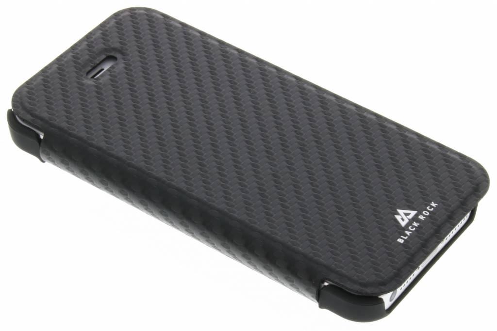 Flex Carbon Booktype iPhone SE / 5 / 5s