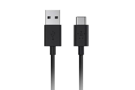 Belkin USB Type-C naar USB-kabel 1,8 meter - Zwart