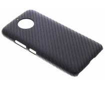 Carbon Hardcase Backcover Motorola Moto G5S Plus