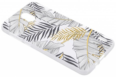 Design Backcover voor Nokia 2 - Glamour Botanic