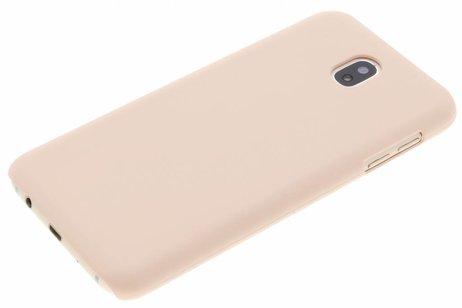 Samsung Galaxy J7 (2017) hoesje - Effen Backcover voor Samsung